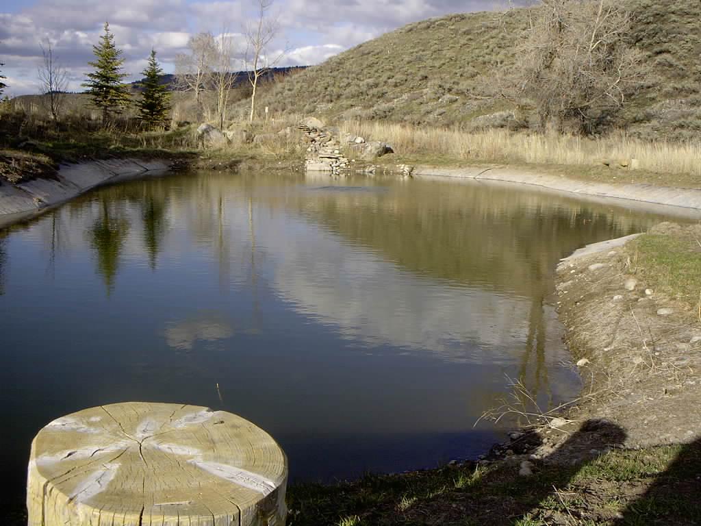 Pond management for Fish pond management